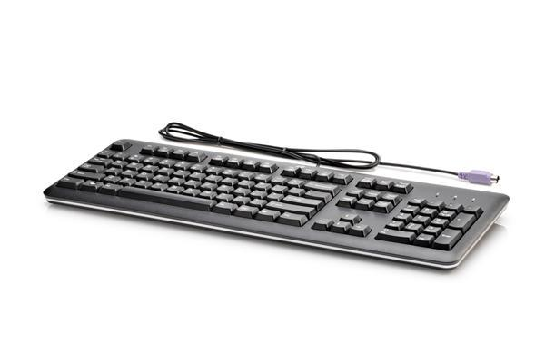 HP PS/2 Keyboarb Keyboard UK