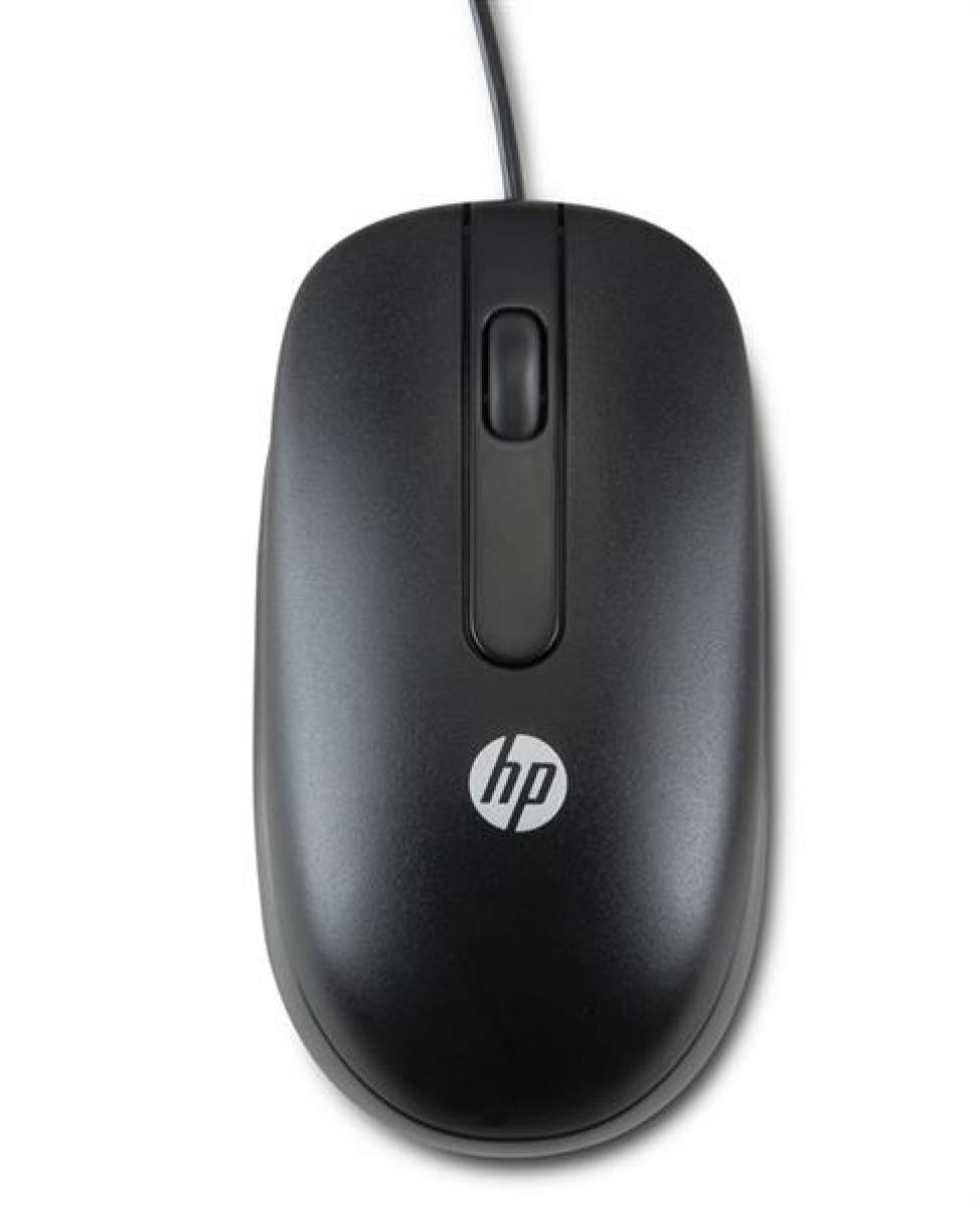 HP Renew AsNew USB 1000DPI Laser Mouse