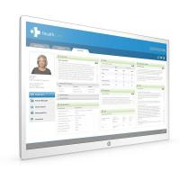 "HP Demo Healthcare Edition HC271 27"" Clinical Review Monitor OHNE STANDFUSS"